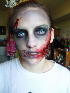 Halloween Makeup | Here are 8 super crazy scary Halloween makeup looks and ideas for ...
