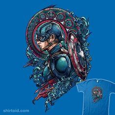 design inspired like a tattoo of the captain Marvel Cinematic Universe Timeline, Marvel Universe, Marvel Dc Comics, Marvel Heroes, Marvel Concept Art, Marvel Tattoos, Avengers Art, Marvel Drawings, Avengers Wallpaper