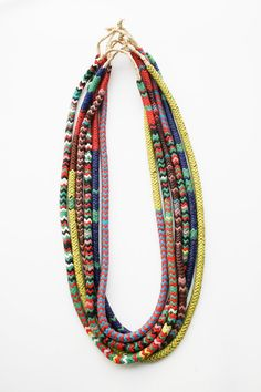 Antique African Glass Snake Beads by TheProjectBead on Etsy, $40.00