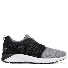 ASICS Men's Gel-Torrance Running Shoes (Grey/Black/Carbon) Men's Super