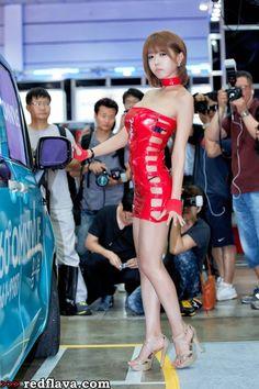 Seoul Auto Salon 2013 Event Photos