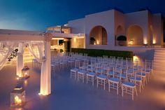 Santorini Wedding Venue photos at Le Ciel Santorini. Santorini weddings in Imerovigli Santorini. Wedding Locations, Wedding Themes, Wedding Venues, Wedding Ideas, Wedding Inspiration, Wedding Reception, Wedding Goals, Trendy Wedding, Wedding Cards