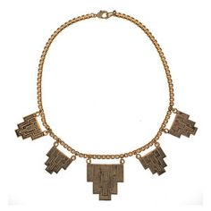 Rasenna Necklace by Laura Lombardi | Fab.com