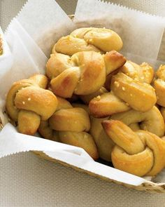 Garlic Knots Recipe