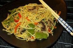 Ло Мейн за 15 минут – Вся Соль - кулинарный блог Ольги Баклановой