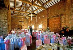 Meols Hall Tithe Barn Wedding Venue