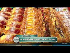 Como hacer Facturas Argentinas - YouTube