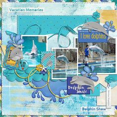 GingerScraps :: Kits :: Ocean World by Clever Monkey Graphics