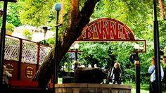 Just north of Copenhagen you find Dyrehavsbakken - in short Bakken. This is the world's oldest amusement park.