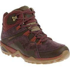 Merrell Fluorecein Mid Waterproof Hiking Boot - Women's