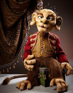 Film puppets | Figurenschneider – Puppenbau & Figurenbau Norman Schneider Walk-Acts