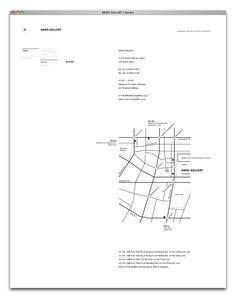 ANDO GALLERY | Semitransparent Design™