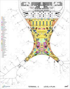 Chhatrapati Shivaji International Airport - Terminal 2 / SOM