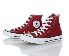 Converse - All Star-Hi | Tennarit | Punainen | Sportamore.fi