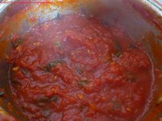 Sauce tomate (12) Sauces, Mario, Salsa, Pizza, Thierry, Ethnic Recipes, Olives, Food, Tomatoes