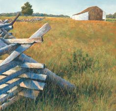 The Civil War in paintings - Acclaimed artist will present at Gould Barn