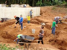 Penn State Behrend students are spending their spring break at a permaculture farm in Puerto Rico.