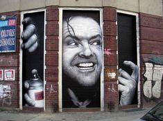 Graffiti Street Art By Mto StrangeLine Street Art Graffiti. Part ...