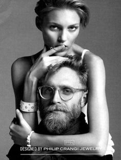 Ideas Fashion Editorial Couple Anja Rubik For 2019 Black And White Couples, Black And White People, Black And White Portraits, Black And White Pictures, Black And White Photography, Portrait Pictures, Couple Portraits, Studio Portraits, Couple Photography Poses