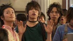 Hanazakari no kimitachi e avec Yamamoto Yusuke Japanese Drama, Japanese Boy, Drama Film, Drama Series, Fuji, Hanazakari No Kimitachi E, Hiro Mizushima, Idole, Series Movies