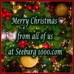 Merry Christmas to all of you from seeburg1000.com!