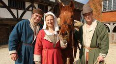 Tudor Abbey Farm - BBC2 release of 6 sixty minute episodes...