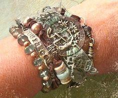 Bracelet by Nina Bagley