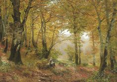 Bachlauf Im Herbstwald - Hľadať Googlom