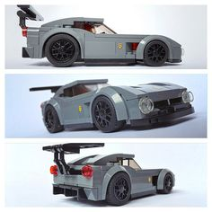 Ferrari GT Blancpain Prototype Racer - exterior views | Flickr Lego Structures, Plane Engine, Lego Racers, Lego Machines, Lego Kits, Lego Truck, Amazing Lego Creations, Lego Speed Champions, Lego Craft