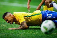 Brasil de Neymar no brilló en el debut de las Olimpiadas