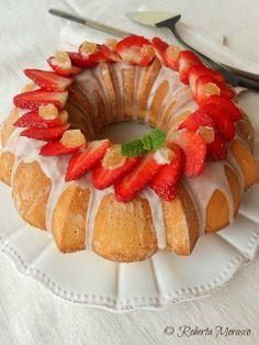 Lemon & ginger bundt cake - Ciambellone limone e zenzero