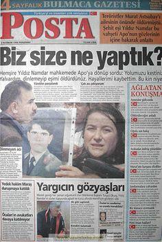 Posta gazetesi 3 haziran 1999