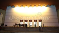 Video about National Theatre Ion Luca Caragiale in Bucharest night, Romania - main entrance. Video of facade, luca, architectural - 78133242 National Theatre, Main Entrance, Bucharest, Romania, Facade, Maine, Architecture, Night, Photography