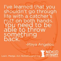 Join Team @No Kid Hungry - Share Our Strength by taking the pledge today: http://www.nokidhungry.com/team It's free and your pledge will provide 10 meals for a child in need. Please repin, the more eyes we can get on this the bigger the impact. Thank you!