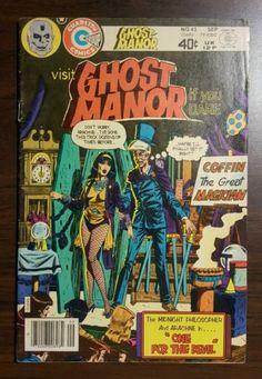 E-man #1-10 - Complete Series - Joe Staton Cuti - Charlton Comics ...