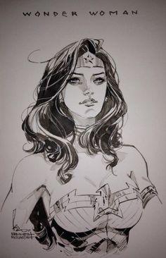 Wonder Woman is so beautiful … – Marvel Comics Wonder Woman Art, Wonder Woman Kunst, Wonder Woman Drawing, Wonder Women, Wonder Woman Comic, Comic Book Characters, Comic Character, Comic Books Art, Comic Art