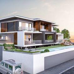 Vero Concept Architects – Ayvalık Villa: modern tarz Evler