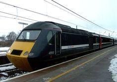 43313, British Rail Class 43 HST diesel power car