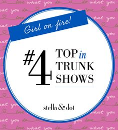 Top in Trunk Shows #4