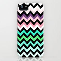 Chevron #17 iPhone & iPod Case by Ornaart - $35.00
