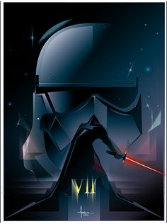 Already, there is amazing The Force Awakens Fan Art