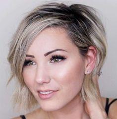 Chloe Brown Short Hairstyles - 7