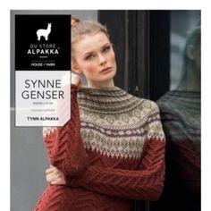 DSA51-03 Emma genser – Du Store Alpakka