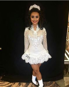 Elevation Irish dance dress