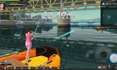World Tour Fishing (WTF) is a Free to Play , realistic, Fishing simulator MMO Game