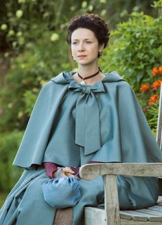 Claire Fraser in Paris, Outlander on Starz Season 2 Claire Fraser, Jamie Fraser, Jamie And Claire, Diana Gabaldon Outlander Series, Outlander Season 2, Outlander Tv Series, Outlander Quotes, Outlander 3, British American