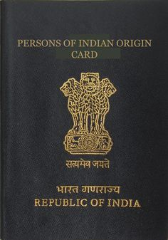 PIO implies person of Indian origin. A foreign citizen can apply for PIO card. It can make the journey to India hassle free.  The photocopy of passport, visa, parents or grandparents' birth certificate along with the birth certificate of the applicant, residential proof, renunciation certificate, domicile certificate of the parents or grandparents should be sent to Indian embassy.