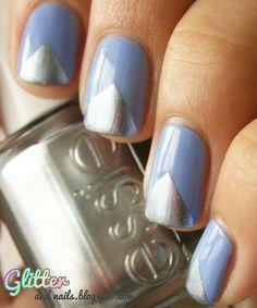 Glitter and Nails: Bikini de l'espace : Essie Bikini So Teeny + Blue Rhapsody