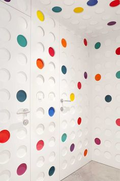 PANTONE HOTEL design by Michel Penneman and Olivier Hannaert - Brussels -