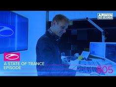 Morning motivational work out ... love the first song. =) ♡ ☆♡   A State Of Trance Episode 805 (#ASOT805)